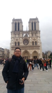 Notre Dame and I