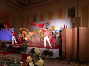 Pelaksanaan acara 19th ASEAN Youth Day Meeting di Hanoi, Viet Nam